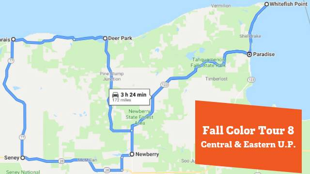 The best local roads for fall colors