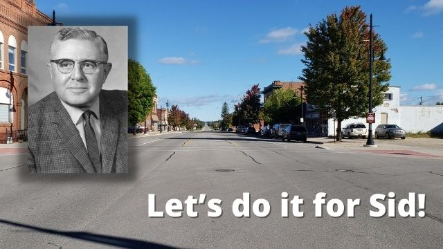 It's time for a cleanup – Let's do it for Sid!