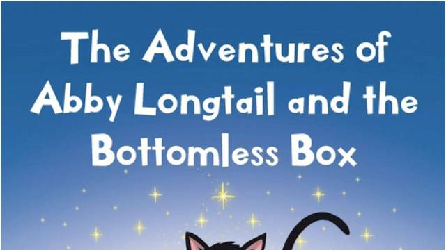 A familiar voice now heard in a children's book