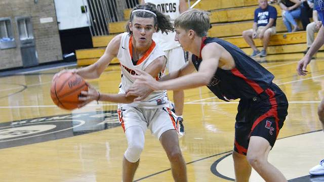 Depew leads East All Stars to win
