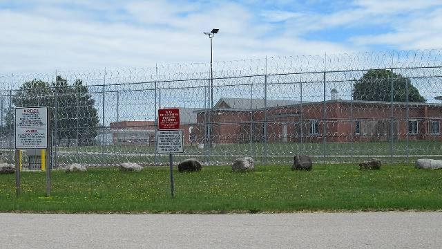 Prison officials say it's not closing